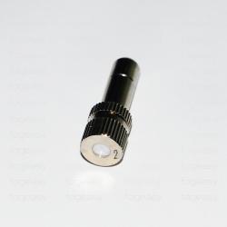 หัวพ่นหมอกแรงดันต่ำ ขนาด 0.2 mm ( หัวก้านเสียบ ) สำหรับรอบอาคาร ใช้กับแรงดัน 8 บาร์ขึ้นไป
