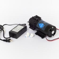 ปั๊มแรงดันต่ำ ขนาด 300 แรงดัน 12 บาร์ แถมฟรี Adaptor + ข้อต่อข้างปั๊ม