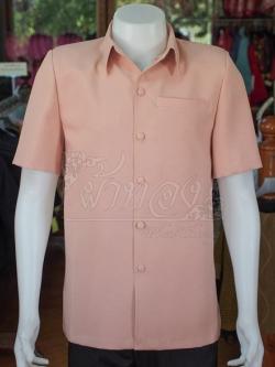 เสื้อสูทผ้าฝ้ายผสม ไซส์ XL