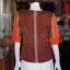 เสื้อผ้าทอลายมุก ไซส์ M thumbnail 3