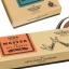 ไอเดียสำหรับการพิมพ์ สติ๊กเกอร์ฉลากสินค้า // สไตล์การออกแบบ ดีไซน์แบบเรียบๆ ฉลากไว้ใช้สำหรับ แปะกล่องกระดาษ กล่องบรรจุภัณฑ์ thumbnail 1