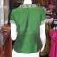 เสื้อผ้าฝ้ายสุโขทัยแต่งผ้ามุกสายรุ้ง อัดผ้ากาว ไซส์ L thumbnail 3