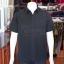 เสื้อเชิ้ตผ้าโอซาก้าสีดำ ไม่อัดผ้ากาว ไซส์ L thumbnail 1