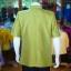 เสื้อสูทไหมแพรทองคอพระราชทาน ไซส์ L thumbnail 3