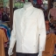 เสื้อสูทไหมแพรทองคอพระราชทานแขนยาว ไซส์ 2XL thumbnail 2
