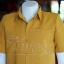 เสื้อสูทไหมแพรเงิน สีเหลืองทอง ไซส์ S thumbnail 3
