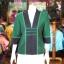 เสื้อคลุมผ้าฝ้ายสุโขทัยเดินเส้นไหม ไซส์ XL thumbnail 1