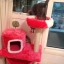 MU0055 คอนโดแมวสามชั้น ต้นไม้แมว มีบ้านอุโมงค์ เปล ของเล่นแขวน สูง 105 cm thumbnail 10