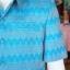 เสื้อสูทผ้าฝ้ายลายมัดหมี่สุโขทัย ไซส์ 2XL thumbnail 2