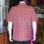 เสื้อสูทผ้าฝ้ายทอลายสก็อต ไซส์ 2XL thumbnail 4