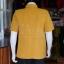 เสื้อสูทไหมแพรเงิน สีเหลืองทอง ไซส์ S thumbnail 4