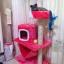 MU0055 คอนโดแมวสามชั้น ต้นไม้แมว มีบ้านอุโมงค์ เปล ของเล่นแขวน สูง 105 cm thumbnail 14
