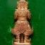 ท้าวเวสสุวรรณ วัดอรุณราชวราราม (วัดแจ้ง) รุ่น เจ้าสัวธนบุรี เนื้อทองแดง thumbnail 2