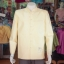 เสื้อสูทไหมแพรทองคอพระราชทานแขนยาว ไซส์ L thumbnail 1