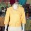เสื้อผ้าฝ้ายสุโขทัย แต่งเดินไหม ไซส์ XL thumbnail 1