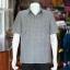 เสื้อสูทผ้าฝ้ายทอลายสก็อต ไซส์ 2XL thumbnail 1