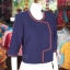 เสื้อผ้าฝ้ายสุโขทัย แต่งเดินไหม ไซส์ L thumbnail 2