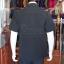 เสื้อเชิ้ตผ้าโอซาก้าสีดำ ไม่อัดผ้ากาว ไซส์ L thumbnail 3