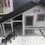 บ้านส่วนตัวของสัตว์เลี้ยงlสำเร็จรูป 2 ชั้น หลังคาจั่วสโลฟ มีใต้ถุน thumbnail 4