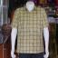 เสื้อสูทผ้าฝ้ายทอลายสก็อต ไซส์ XL thumbnail 1