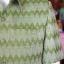 เสื้อสูทผ้าฝ้ายลายมัดหมี่สุโขทัย ไซส์ XL thumbnail 2