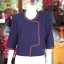 เสื้อผ้าฝ้ายสุโขทัย แต่งเดินไหม ไซส์ M thumbnail 1