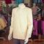 เสื้อสูทไหมแพรทองคอพระราชทานแขนยาว ไซส์ L thumbnail 2