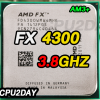 [AM3+] FX-4300 3.8Ghz Turbo 4.0Ghz