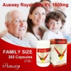นมผึ้ง Ausway Premium 1600 mg 365 Softgels