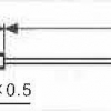 Autonics : FT-310-05, Fiber Optic Cables (Transmitted Beam)