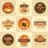 ฉลากอาหาร ของกิน สไตล์การออกแบบดีไซน์แบบวินเทจเพิ่มความทันสมัย ฉลากไว้ใช้แปะกับแก้วกาแฟ,ห่อกาแฟต่างๆ // ตัวอย่างดีไซน์ สติ๊กเกอร์ฉลาก Chill Shop Package