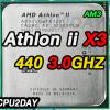 [AM3] Athlon II X3 440 3.0Ghz