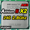 [AM3] Athlon II X2 240 2.8Ghz