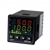 """KACON"" KT470 [ PID Temperature Controller , Output : SSR + Relay , Dual display , Size 48mm x 48mm ]"
