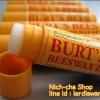 Burt's Bees - Beeswax lip balm (100% natural)