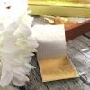Ladies ชุดมาร์คหน้าทองคำแท้ 99% (24K) ทองคำนวดหน้า พอกหน้าโดยเฉพาะ