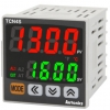 TCN4S-24R [ PID Temperature Controller , Output : SSR + Relay , Dual display , Size 48mm x 48mm ]