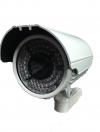 กล้อง CCTV รุ่น ST-R712E L;2.8-12 mm.กันน้ำ สีขาว
