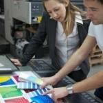 ขั้นตอนการดิวงานพิมพ์กับทางลูกค้า (Customer)