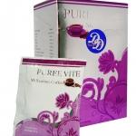 กาแฟลดน้ำหนัก Puree Vite xx - 130 บาท