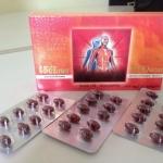 เรดมอส (มอสแดง) Red Moss 30 Softgel (สตาร์ซันไชน์) 3xx - 470 บาท