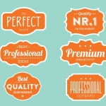 ฉลากป้ายติดพัสดุไปรษณีย์ สไตล์การออกแบบดีไซน์แบบใช้สีสันที่สวยงามสดุดตา ฉลากไว้ใช้แปะกับกล่องพัสดุสินค้า,แบบฟอร์มชื่อที่อยู่ ผู้ส่ง-ผู้รับ // ตัวอย่างดีไซน์ สติ๊กเกอร์ฉลาก Chill Shop Package