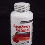 ราสเบอร์รี่ คีโตน Raspberry Ketones Powermax อาหารเสริมลดน้ำหนัก 2xx - 480 บาท