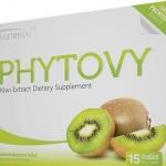 ไฟโตวี่ PHYTOVY อาหารเสริมดีท็อกซ์ลำไส้ ล้างสารพิษ 5xx - 1000 บาท