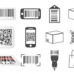 ฉลากป้ายประชาสัมพันธ์ สไตล์การออกแบบดีไซน์แบบเรียบๆแต่มีสไตล์ ฉลากไว้ใช้แปะกับสินค้าที่มีบาร์โค้ดเพื่อการเช็คสต๊อก // ตัวอย่างดีไซน์ สติ๊กเกอร์ฉลาก Chill Shop Package