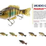ปลาบั้ง Surebite Live-Revo Grade
