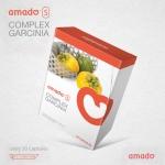 Amado S Complex Garcinia อมาโด้ เอส เป็นผลิตภัณฑ์เสริมอาหาร ที่มีสารสกัดจากสมุนไพรธรรมชาติ ที่สำคัญ และดีที่สุด Amado S นำมาทำการคิดค้น และพัฒนาสูตร สำหรับลด และควบคุมน้ำหนักโดยเฉพาะ