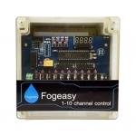 กล่องควบคุมการพ่นหมอก 1-10 channel control 24VDC