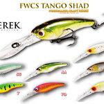 Zerek FWCS Tango Shad 5 ซม.