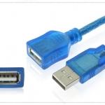 [อุปกรณ์เสริม] สายต่อ USB เพิ่มความยาวคุณภาพดี